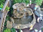 Large Serenity Pool Waterfalls Patio Pond Kit