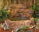 Medium Courtyard Pond Waterfalls Kit WWP-005