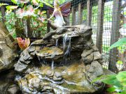 Small Garden Pond Waterfalls Rock SRW-018