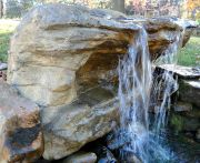 Backyard Garden Rock Cave Waterfalls-006