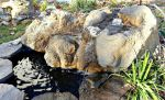 Large Artificial Rock Pondless Waterfalls PLW-003