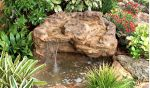 Crystal Falls-Small tropical Pond Waterfalls Kit