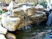Medium Garden Landscaping Waterfalls Rock MW-015