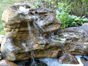 Serenity Pool Waterfalls Patio Pond Kits