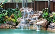 Serenity Swimming Pool Waterfalls Kit