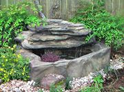 Small Patio Pond Waterfalls Kit