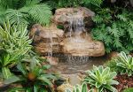 Rugged Rapids-Small Garden Pond Waterfalls Rock Kits
