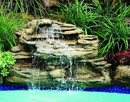 Spirit Pool Waterfalls Kits Fake Pool Rocks Water Features