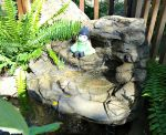 Small Patio Garden Pond Backyard Waterfalls Kit