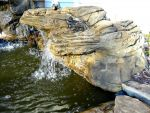 Medium Garden Landscape Pond Waterfalls MW-008